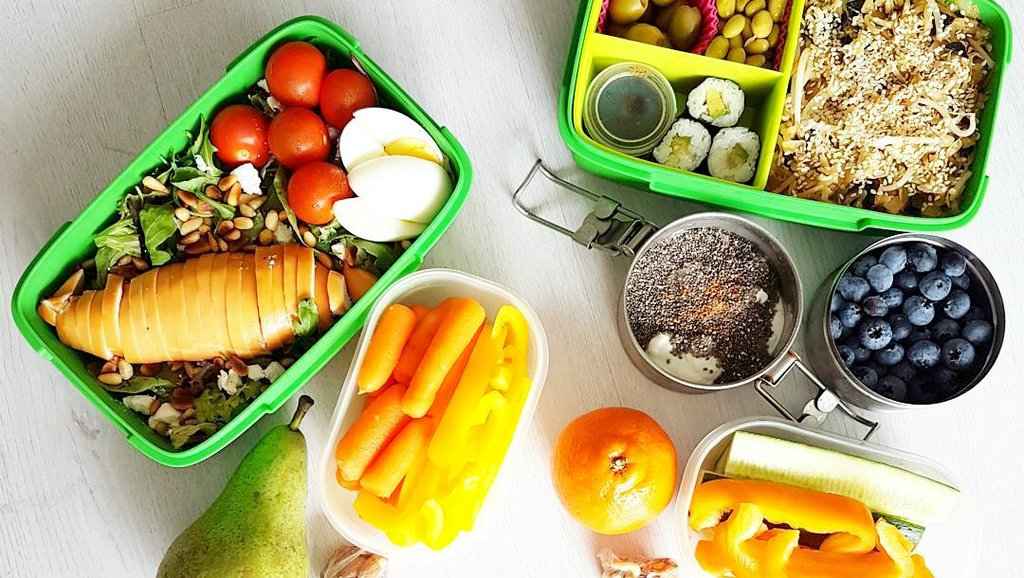 Healthy Meal Prep Ideas for Weight Loss